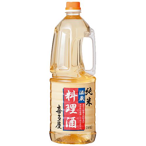 純米酒蔵料理酒