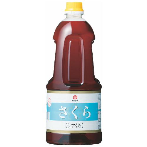 さくら淡口醤油